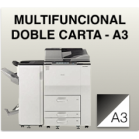 Fotocopiadoras B/N A3 - Doble Carta
