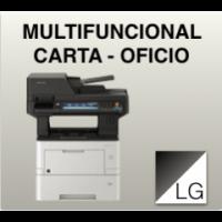 Fotocopiadoras B/N Carta- Oficio