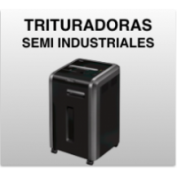 Trituradoras Semi-Industriales